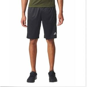 Adidas Men's Glitch Panel Shorts - Black. XXLarge.